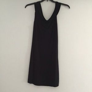 Stretchy Sleeveless Black Dress NWT